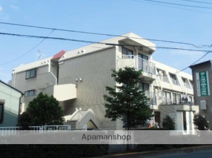 東京都国分寺市、国分寺駅徒歩21分の築29年 4階建の賃貸マンション
