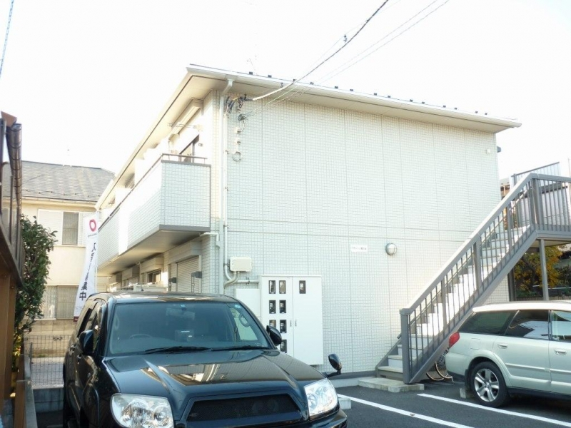 東京都小平市、新小平駅徒歩27分の築9年 2階建の賃貸アパート