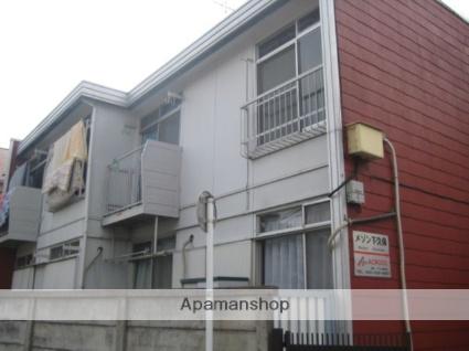東京都国分寺市、国分寺駅徒歩10分の築33年 2階建の賃貸アパート
