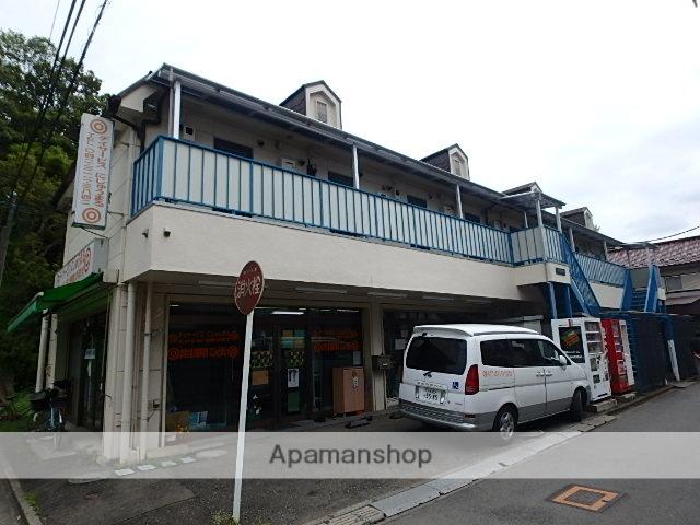 東京都小平市、新小平駅徒歩17分の築24年 2階建の賃貸アパート
