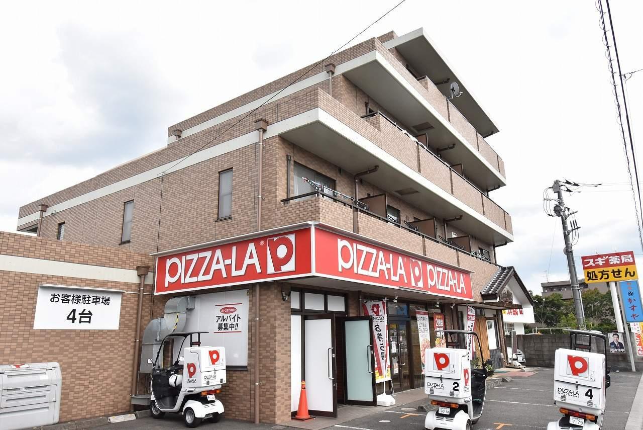 東京都小平市、恋ヶ窪駅徒歩13分の築15年 4階建の賃貸マンション