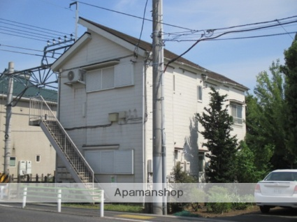 東京都国分寺市、西国分寺駅徒歩28分の築26年 2階建の賃貸アパート