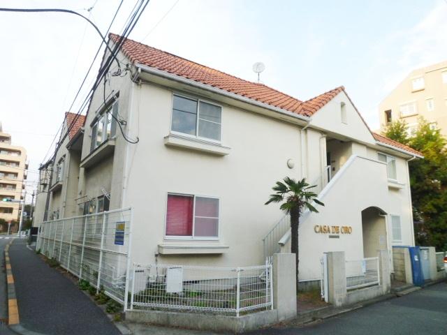 東京都国分寺市、国分寺駅徒歩7分の築22年 2階建の賃貸アパート