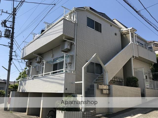 東京都国分寺市、国分寺駅徒歩10分の築25年 2階建の賃貸アパート