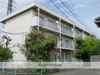 東京都国分寺市、西国分寺駅徒歩9分の築28年 3階建の賃貸アパート