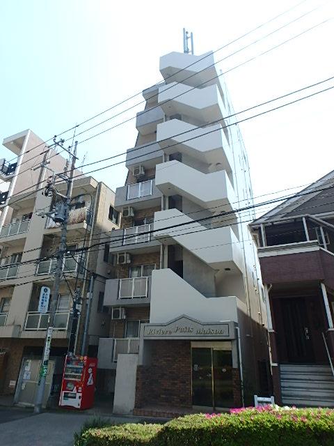 東京都国分寺市、北府中駅徒歩23分の築13年 6階建の賃貸マンション
