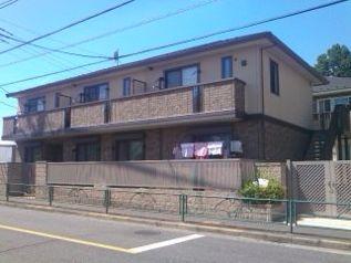 東京都国分寺市、西国分寺駅徒歩18分の築8年 2階建の賃貸アパート