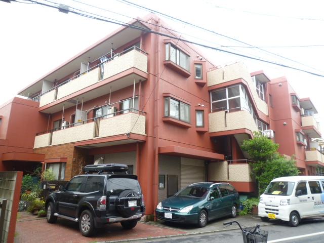 東京都国分寺市、西国分寺駅徒歩15分の築31年 3階建の賃貸マンション