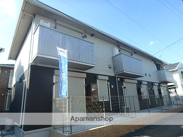 東京都国分寺市、西国分寺駅徒歩17分の築1年 2階建の賃貸アパート