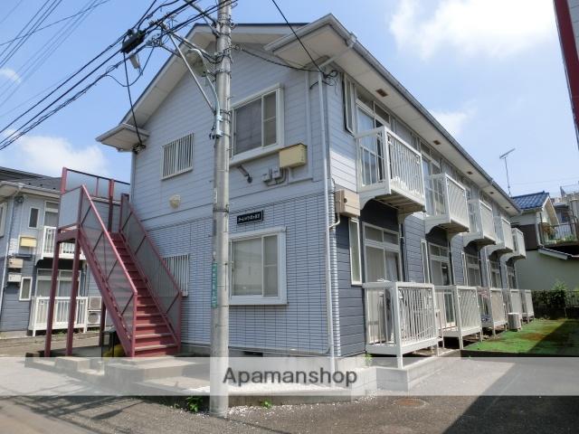 東京都国分寺市、西国分寺駅徒歩15分の築24年 2階建の賃貸アパート