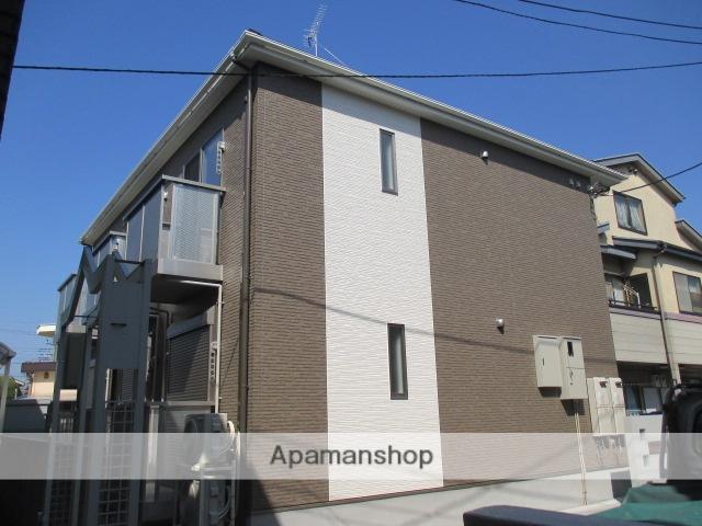 埼玉県所沢市、小手指駅徒歩30分の新築 2階建の賃貸アパート