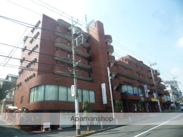 東京都国分寺市、武蔵小金井駅徒歩29分の築30年 6階建の賃貸マンション