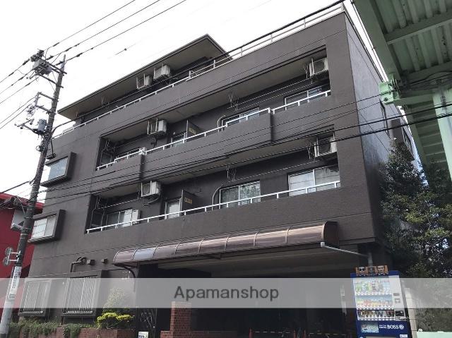東京都小平市、国分寺駅徒歩21分の築31年 4階建の賃貸マンション