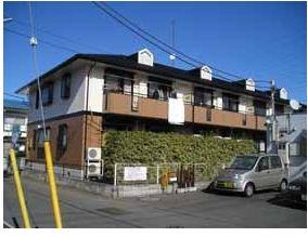 東京都国分寺市、国立駅バス6分変電所前下車後徒歩1分の築21年 2階建の賃貸アパート