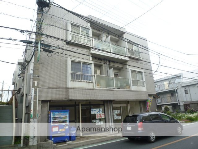 東京都国分寺市、北府中駅徒歩26分の築26年 3階建の賃貸マンション