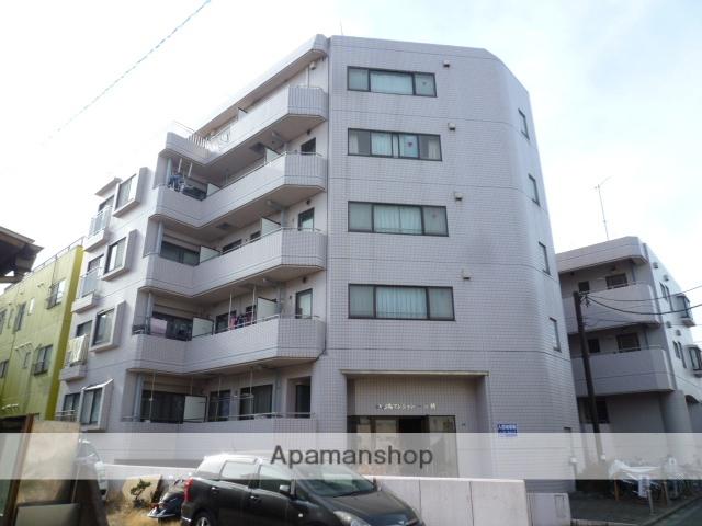 東京都小平市、新小平駅徒歩19分の築22年 5階建の賃貸マンション