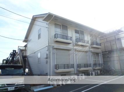 東京都小平市、一橋学園駅徒歩7分の築25年 2階建の賃貸アパート