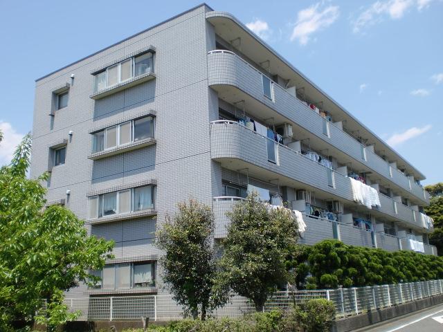 東京都国分寺市、国分寺駅徒歩12分の築28年 4階建の賃貸マンション