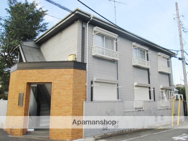 東京都国分寺市、新小平駅徒歩29分の築27年 2階建の賃貸アパート