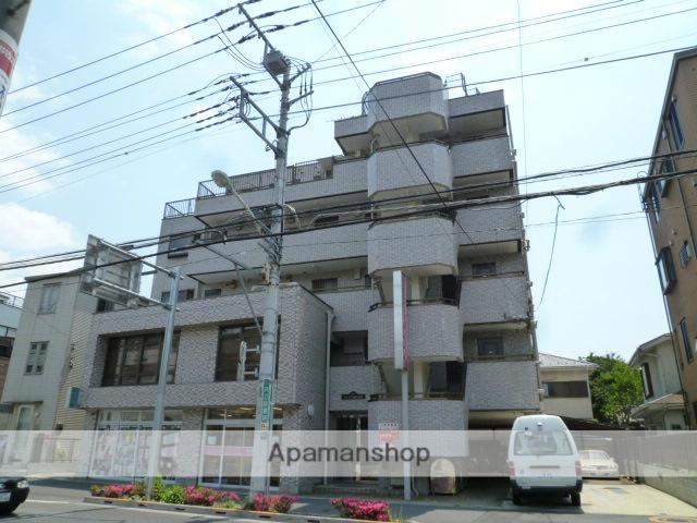 東京都小金井市、東小金井駅徒歩24分の築26年 5階建の賃貸マンション