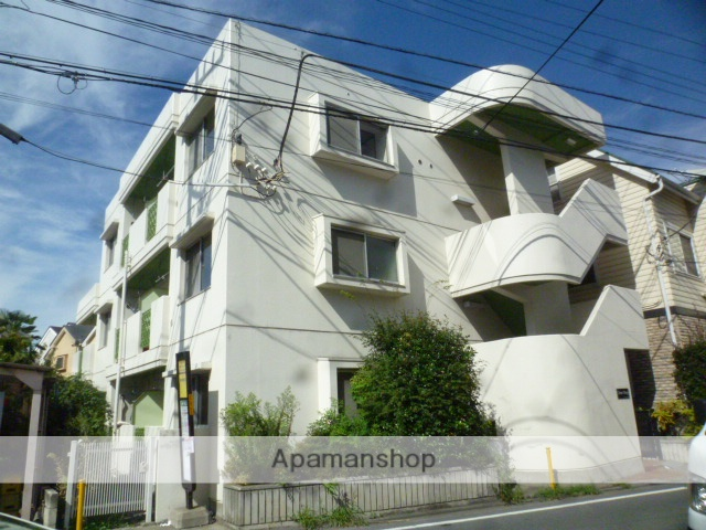 東京都国分寺市、西国分寺駅徒歩19分の築33年 3階建の賃貸マンション
