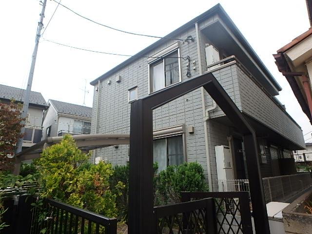 東京都国分寺市、北府中駅徒歩18分の築11年 2階建の賃貸アパート