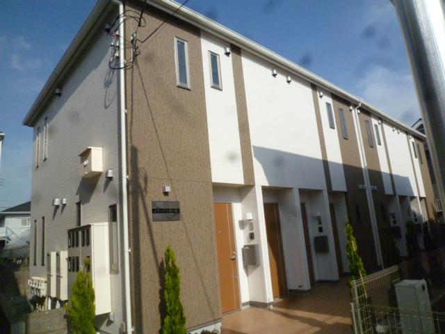 東京都国分寺市、西国分寺駅徒歩18分の築4年 2階建の賃貸アパート