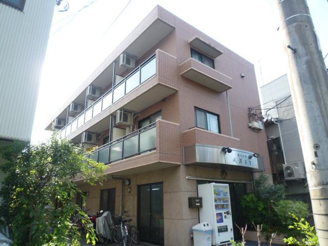 東京都府中市、北府中駅徒歩13分の築16年 3階建の賃貸マンション