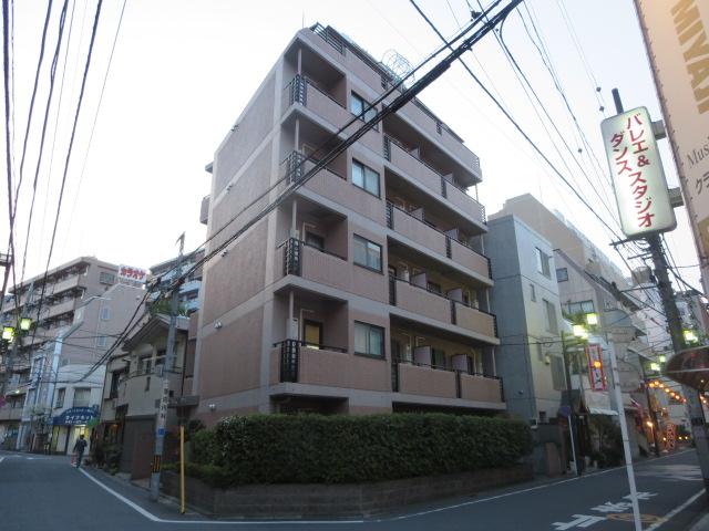東京都国分寺市、西国分寺駅徒歩20分の築19年 8階建の賃貸マンション