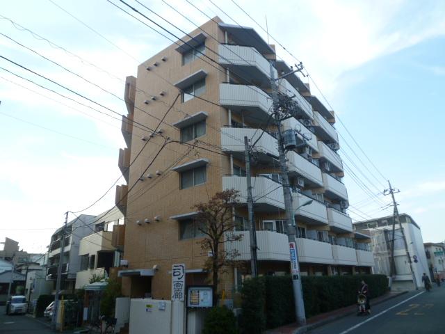 東京都国分寺市、西国分寺駅徒歩20分の築33年 6階建の賃貸マンション