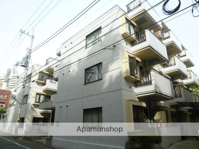 東京都国分寺市、北府中駅徒歩32分の築29年 4階建の賃貸マンション