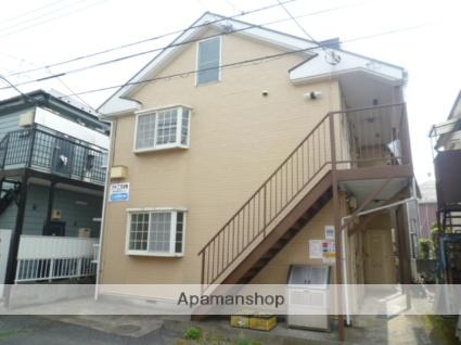 東京都国分寺市、北府中駅徒歩28分の築23年 2階建の賃貸アパート
