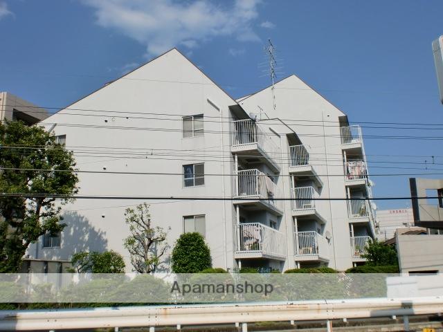 東京都国分寺市、国分寺駅徒歩5分の築36年 6階建の賃貸マンション