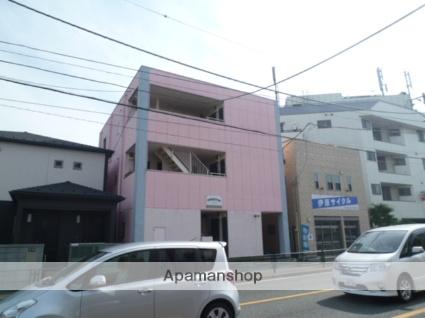 東京都国分寺市、国分寺駅徒歩27分の築12年 3階建の賃貸マンション