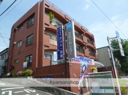 東京都国分寺市、北府中駅徒歩20分の築37年 4階建の賃貸マンション