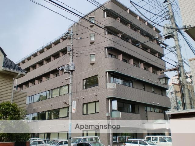 東京都国分寺市、西国分寺駅徒歩2分の築22年 7階建の賃貸マンション