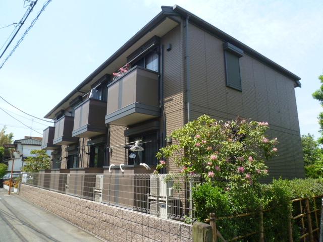 東京都国分寺市、北府中駅徒歩13分の築10年 2階建の賃貸アパート