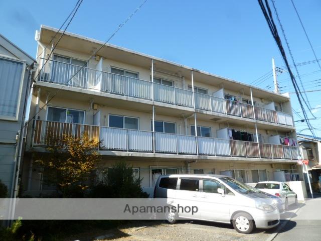 東京都小金井市、武蔵境駅徒歩18分の築22年 3階建の賃貸マンション