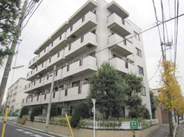 東京都世田谷区、上北沢駅徒歩24分の築29年 5階建の賃貸マンション