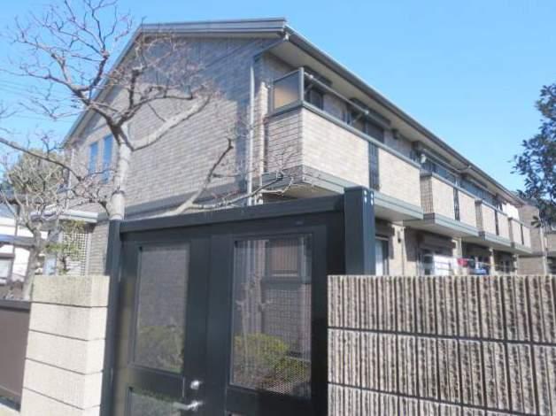 東京都世田谷区、経堂駅徒歩14分の築10年 2階建の賃貸アパート