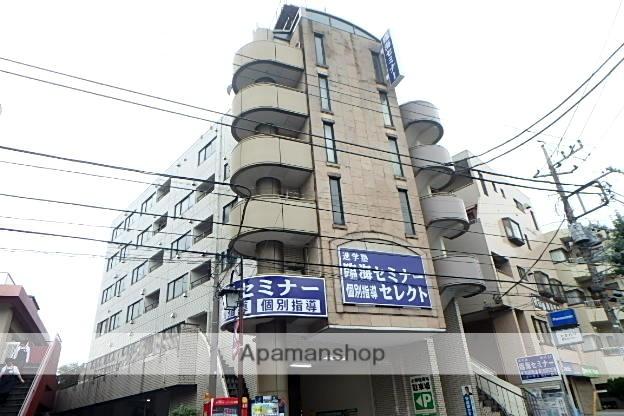東京都狛江市、喜多見駅徒歩16分の築30年 6階建の賃貸マンション