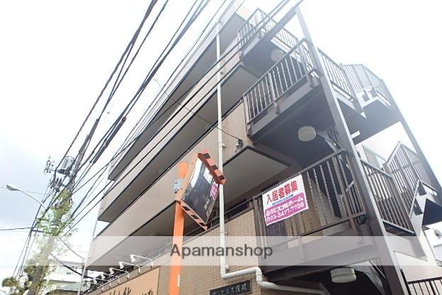 東京都世田谷区、祖師ヶ谷大蔵駅徒歩18分の築19年 4階建の賃貸マンション