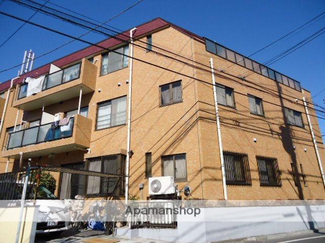 東京都世田谷区、千歳船橋駅徒歩17分の築29年 3階建の賃貸マンション