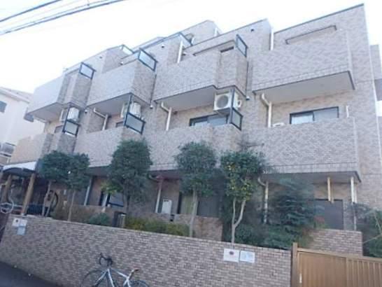 東京都世田谷区、祖師ヶ谷大蔵駅徒歩15分の築25年 4階建の賃貸マンション