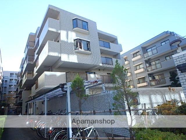 東京都狛江市、喜多見駅徒歩6分の築30年 5階建の賃貸マンション