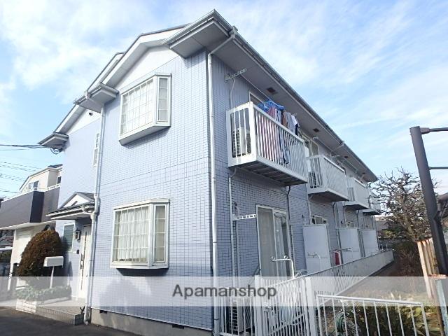 東京都狛江市、喜多見駅徒歩18分の築29年 2階建の賃貸アパート