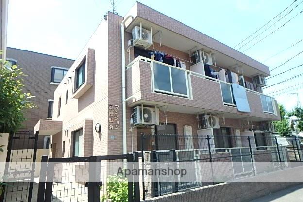 東京都狛江市、喜多見駅徒歩11分の築19年 2階建の賃貸マンション