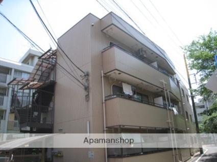 東京都狛江市、喜多見駅徒歩10分の築24年 3階建の賃貸マンション