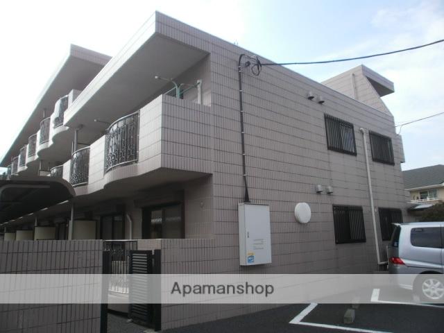 東京都狛江市、狛江駅徒歩6分の築20年 3階建の賃貸マンション