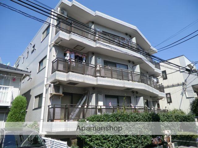東京都世田谷区、経堂駅徒歩7分の築24年 4階建の賃貸マンション